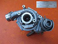 Турбина бу на Renault Kangoo 1.5 dci 2013- , Рено Кенго 1.5 дци, дизель, 144117533R, 144116213R, 801374-0001