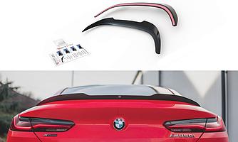 Спойлер BMW G15 M850 элерон тюнинг сабля