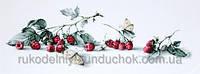 Набор для вышивки крестом Luca-S BL2253 Малина с бабочкой