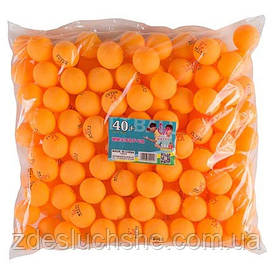 Кульки Batterfly 144шт помаранчевий SKL11-281923