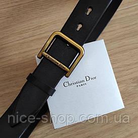 Ремінь шкіряний Dior