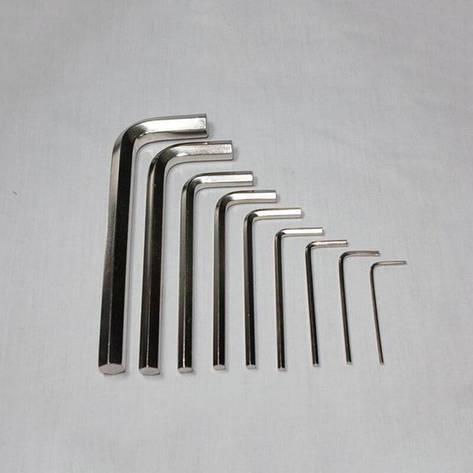 Ключ шестигранний торцевий 10 мм, фото 2