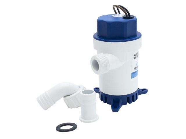 Насос для відкачування води Albin Standard 1100 GPH 12V