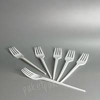 Вилки пластиковые одноразовые (уп-100 шт)