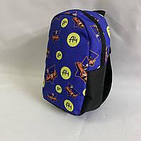 (26*18)Рюкзак Бравел Старс, рюкзак з сублімацією, дитячий рюкзак, рюкзак Амонг ас, бравел Старс, фото 1