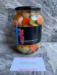 Коктейль из оливок и овощей Corbi Coctel mediterraneo 835 грм