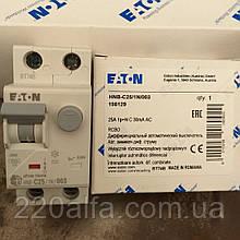 Дифференциальный автоматический выключатель MOELLER (EATON) PFL6-25/1N/C/003