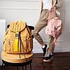 Рюкзак для прогулок стеганый, фото 3
