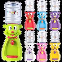 Детский Кулер для воды Мишка ( В асортименте )