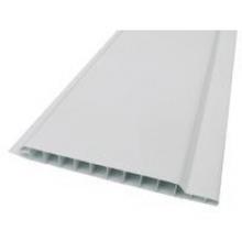 Панель пластикова 6000х100х8 мм шовна біла