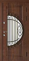 Вхідні металеві двері Modern Канзас