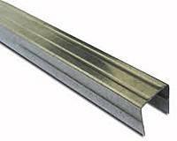 Профіль для гіпсокартону направляючий UD 28/27, 3м 0.4 мм