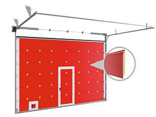 Протипожежні ворота і штори