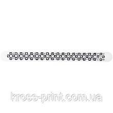 Лінійка-браслет Kite K20-019-3, 30 см, біла