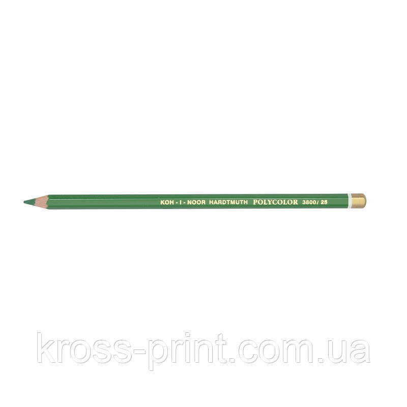 Карандаш худ.POLYCOLOR meadow green/луговий зелени