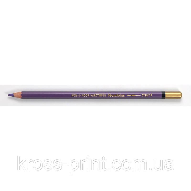 Карандаш акварельный MONDELUZ lavender violet/лавандовый