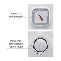 Водонагрівач Thermo Alliance Slim 80 л, мокрий ТЕН 1,5 кВт D80V15Q2, фото 2