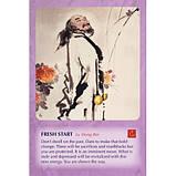 Карти Wisdom of Tao Oracle (Мудрість Дао Оракул 2 колоди), фото 7