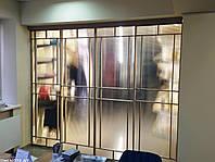 Розсувні двері та системи на замовлення