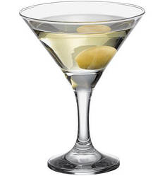 Набор 12 фужеров Bistro для мартини 170 мл psgPB-44410-12, КОД: 1132754