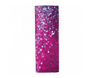 Полотенце для йоги Bodhi Капли мира 183 x 61 x 0.1 см Розовый 000000179, КОД: 201038