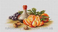 Набор для вышивки крестом Luca-S BL2250 Натюрморт с апельсинами