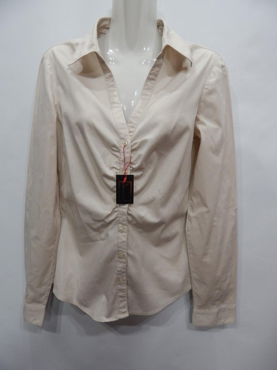 Блуза легкая фирменная женская Terranova хлопок р. 44- 46 060бж