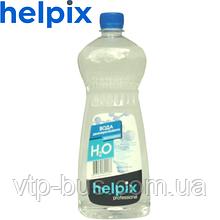 Вода дистиллированная 1 литр Helpix (Украина) 4823075800186