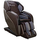 Масажне крісло ZENET ZET-1690 Brown, фото 2