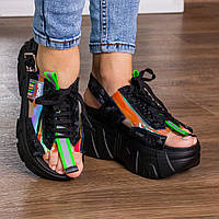 Женские сандалии Fashion Sierra 3070 36 размер 23 см Черный