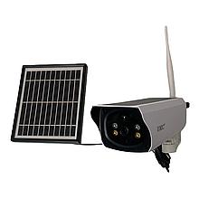 Уличная аккумуляторная камера видеонаблюдения IP\4G\SIM 2 mp 1080P  с солнечной панелью Solar Camera