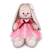М'яка іграшка Зайка Мі Велика в пишній сукні 34 см