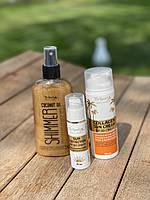 Сонцезахисний набір для обличчя і тіла SPF 50 Top Beauty