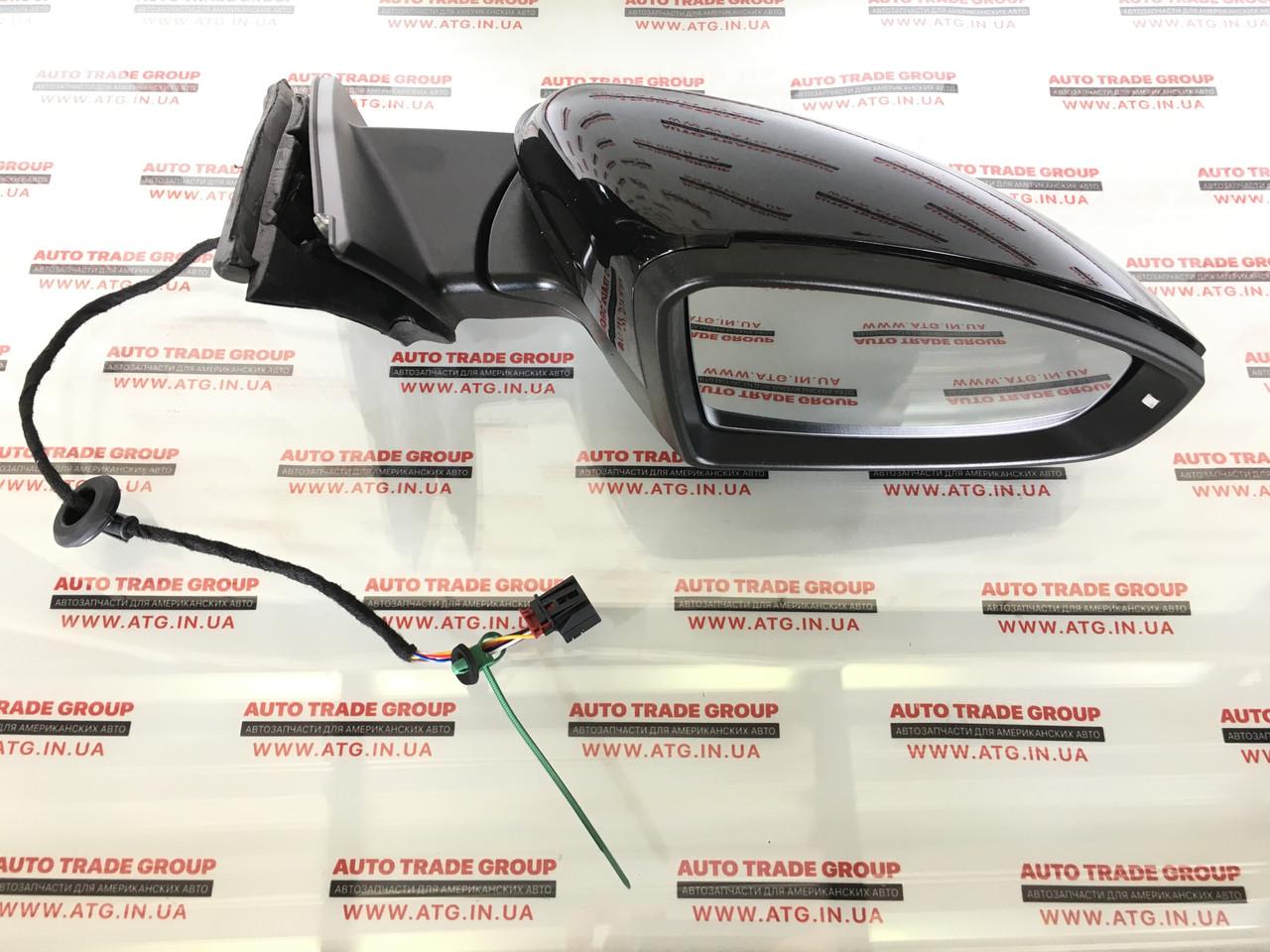 Дзеркало бокове праве(на 6 контактів) VW Jetta 202017A-857-508-AL-9B9