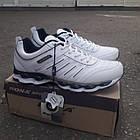 Кросівки шкіряні Bona р. 45 білі, фото 2