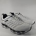 Кросівки шкіряні Bona р. 45 білі, фото 6