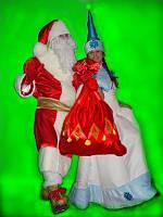 Дед мороз Киев Снегурочка, на дом, садик, школа, ресторан