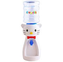 Детский Кулер для воды Котик Белый