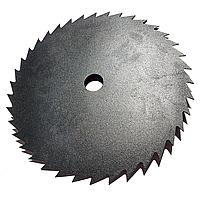 Диск для мотокосы бензокосы триммера 40t зубьев 255mm*1,6mm*25,4mm
