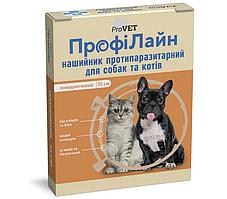 ProVet ПрофиЛайн ошейник от блох и клещей для кошек и собак 35см