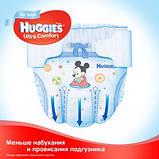 Подгузник Huggies Ultra Comfort 3 Box для мальчиков (5-9 кг) 112 шт (5029053547817), фото 4