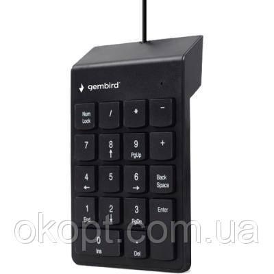 Клавиатура Gembird KPD-U-02