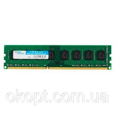 Модуль пам'яті для комп'ютера DDR3 8GB 1600 MHz Golden Memory (GM16LN11/8)