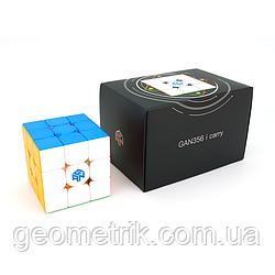 Кубик Рубика 3х3 GAN 356 i Carry интерактивный (без наклеек)
