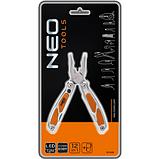 Мультитул Neo 12 элементов, с LED (01-026), фото 2