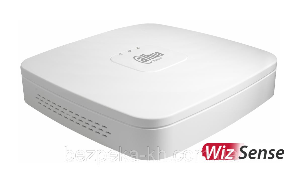4-канальный XVR видеорегистратор с AI DH-XVR5104C-I3