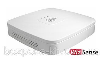 4-канальний XVR відеореєстратор з AI DH-XVR5104C-4KL-I3