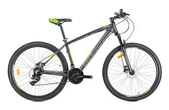 "Велосипед 27,5 Avanti Skyline PRO гидравл., Lockout 17"""