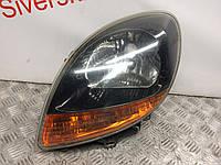 Фара передняя левая, оптика Renault Kangoo 2005 L black