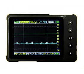 Карманный портативный осциллограф DSO Nano V3 200кГц